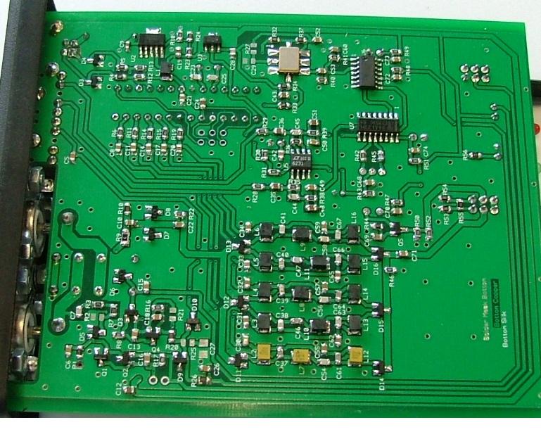Radio-Kits - Hunter SDR - Panadapter